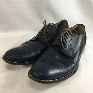 Cole Haan Williams Medallion Shoes Mens 11.5